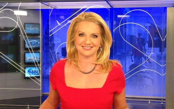 tracy at nbc10 news desk