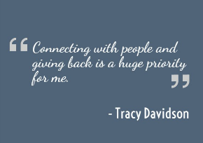 Tracy Davidson Quotes