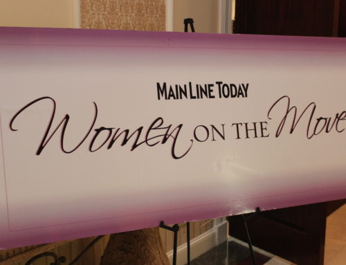 Main Line Today's Woman on the Move