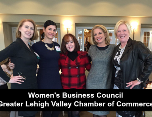 Simplicty with Lehigh Valley Women's Business Council
