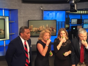 Biting a Lyme with NBC 10 Morning Crew